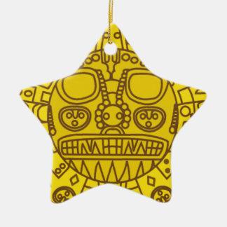 Cuzco Coat of Arms Christmas Ornament