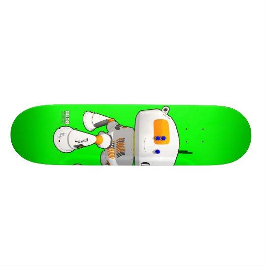 CV08 Skate Green 20 Cm Skateboard Deck