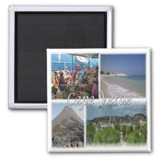 CV * Cape Verde - Mosaic Magnet