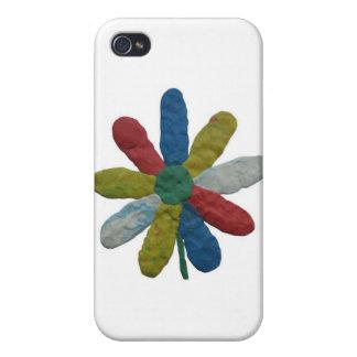 cvetok kvadrat case for iPhone 4