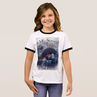 CVID Awareness Girls Tee