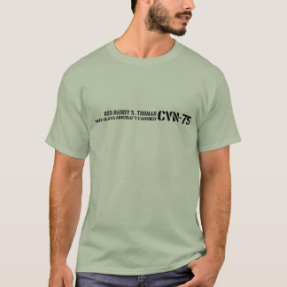 CVN-75 Harry S. Truman Men's Basic T-Shirt