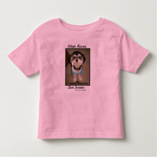 "CW3 ""Adopt, Rescue, Love Forever"" Child's Tee. T Shirts"