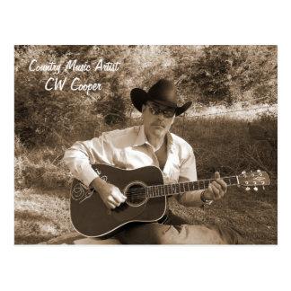 CW Cooper Postcard