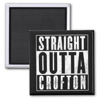 CWA STRAIGHT OUTTA CROFTON MAGNET