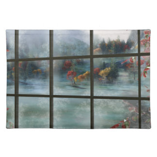 Cwm Autumn Frost Placemat