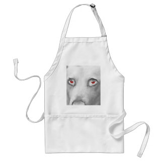 Cwn Annwn - Welsh Otherworldly Dogs of Death Apron