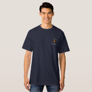 cwnv1becorps tschirt navy T-Shirt