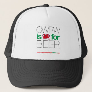 CWRW TRUCKER HAT