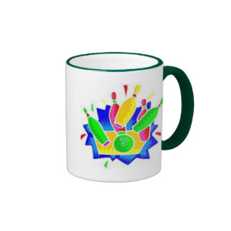 CWTHCoffee With The Homies Ringer Mug