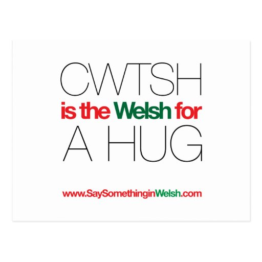 CWTSH POST CARD