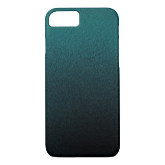 Cyan Atmospheric - Apple iPhone Case