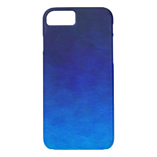 Cyan Circular - Apple iPhone Case