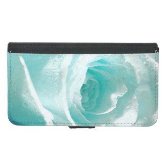 Cyanicity Rose Samsung Galaxy S5 Wallet Case