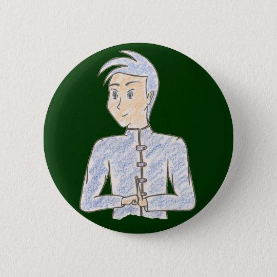 Cyankazu 6 Cm Round Badge