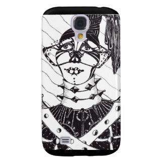 Cyber Fashionista Samsung Galaxy S4 Cover