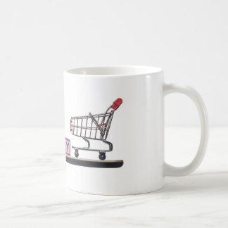 Cyber Monday Basic White Mug