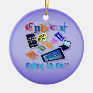 Cyber Monday-Bring It On! (2)  Ornament