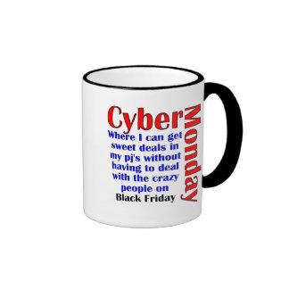 Cyber Monday Mug