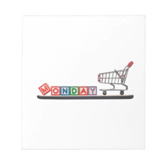 Cyber Monday Notepads