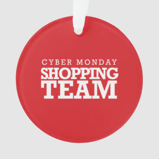 Cyber Monday Shopping Team