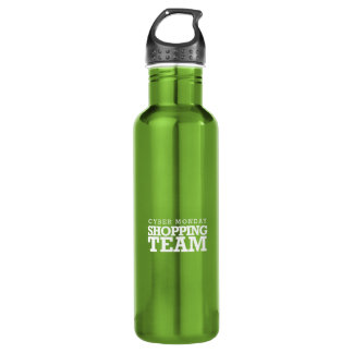 Cyber Monday Shopping Team 710 Ml Water Bottle