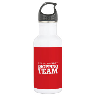 Cyber Monday Shopping Team 532 Ml Water Bottle