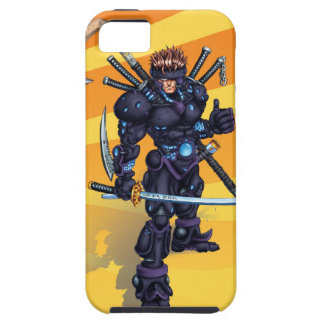 Cyber Ninja Case For The iPhone 5
