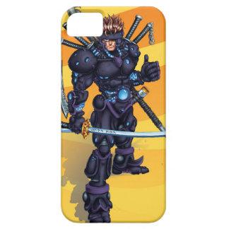 Cyber Ninja iPhone 5 Case