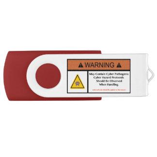Cyber Pathogen Isolation Unit USB Flash Drive