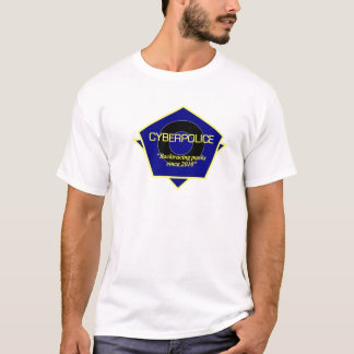 Cyber Police Official Uniform T-Shirt