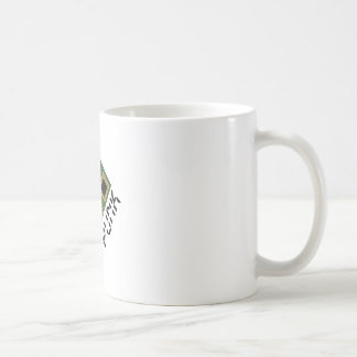 Cyber Punk Motherboard Basic White Mug