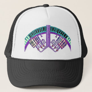 Cyberdesign Trucker Hat