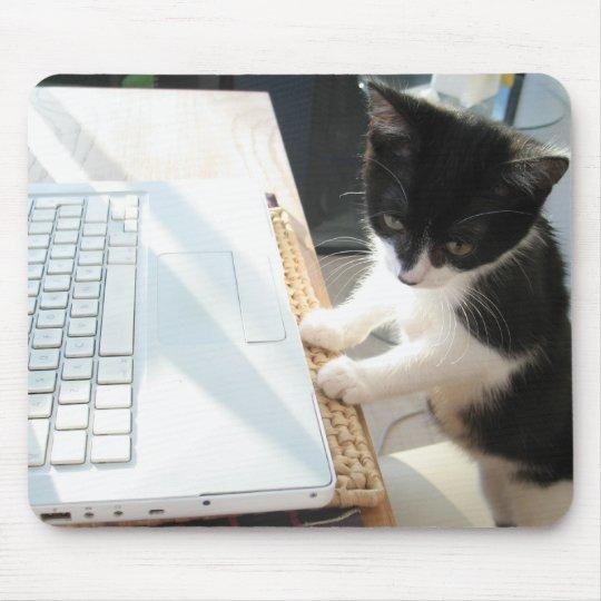 Cyberkitten Mouse Mat