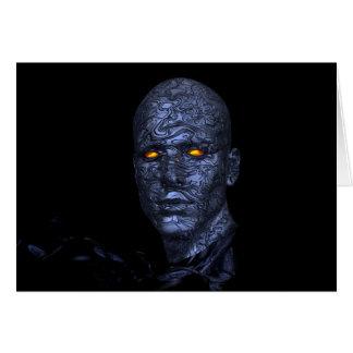 cyborg-438398 cyborg robot head futuristic compute card