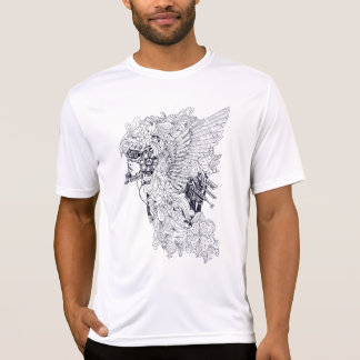 Cyborg Angel T-shirt