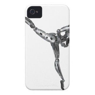 Cyborg Ballet in Arabesque iPhone 4 Case-Mate Case