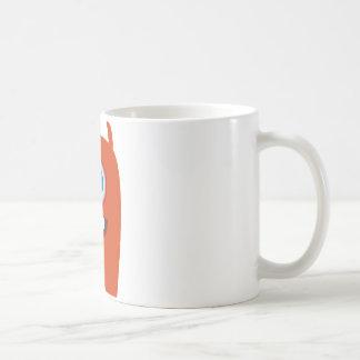 cyborg buck-tooth rabbit. mug
