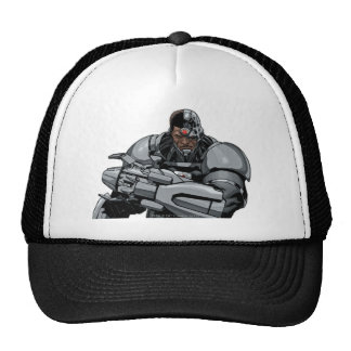 Cyborg Cap