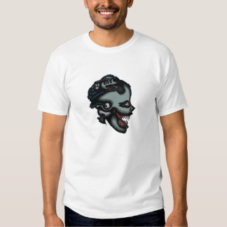 Cyborg Head T T Shirt