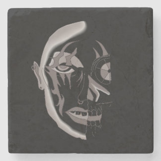 CYBORG MAN & MACHINE MARBLE COASTER