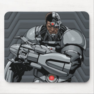 Cyborg Mouse Pad