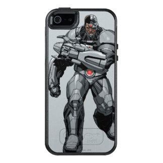 Cyborg OtterBox iPhone 5/5s/SE Case