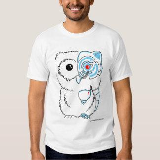 Cyborg Owl Tshirts