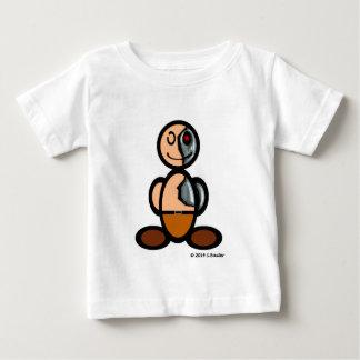 Cyborg (plain) baby T-Shirt
