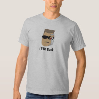 cyborg t shirt