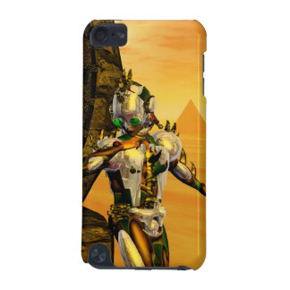 CYBORG TITAN,DESERT HYPERION Science Fiction Scifi iPod Touch (5th Generation) Cover