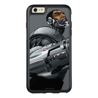 Cyborg & Weapon Bust 2 OtterBox iPhone 6/6s Plus Case