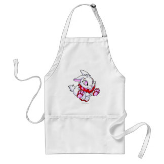 Cybunny Red Standard Apron