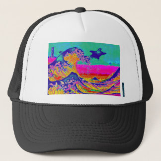 CYCAD Great Wave off Kanagawa Hat
